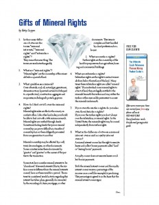 thumbnail of Mineral rights betsy suppes